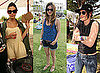 Photos of Celebrities at Coachella Music Festival 2010