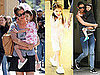 Pictures of Katie Holmes And Suri Cruise Together in NYC