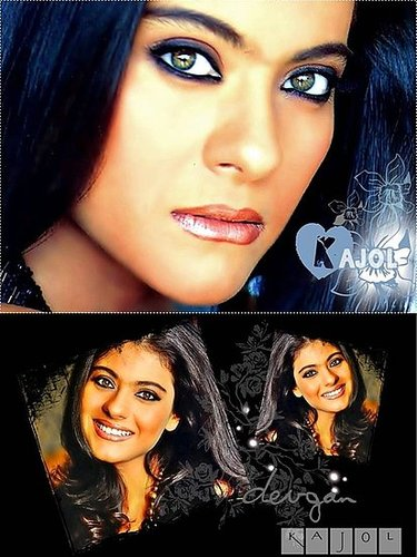 "Challenge #20 - Kajol for the release ""My Name is Khan"""