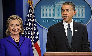 Obama Might Nominate Hillary Clinton to Supreme Court
