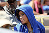 Pictures of Rihanna At Dodgers Opening Day Cheering On Boyfriend Matt Kemp