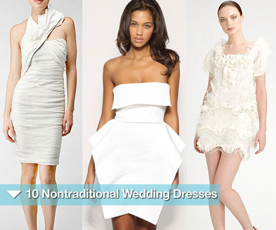 Unique and Stylish Wedding Dresses