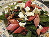 Rhubarb Salad With Goat Cheese Recipe