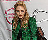 Slide Photo of Mary-Kate Olsen at the Grand Opening of Otarian Restaurant in NYC