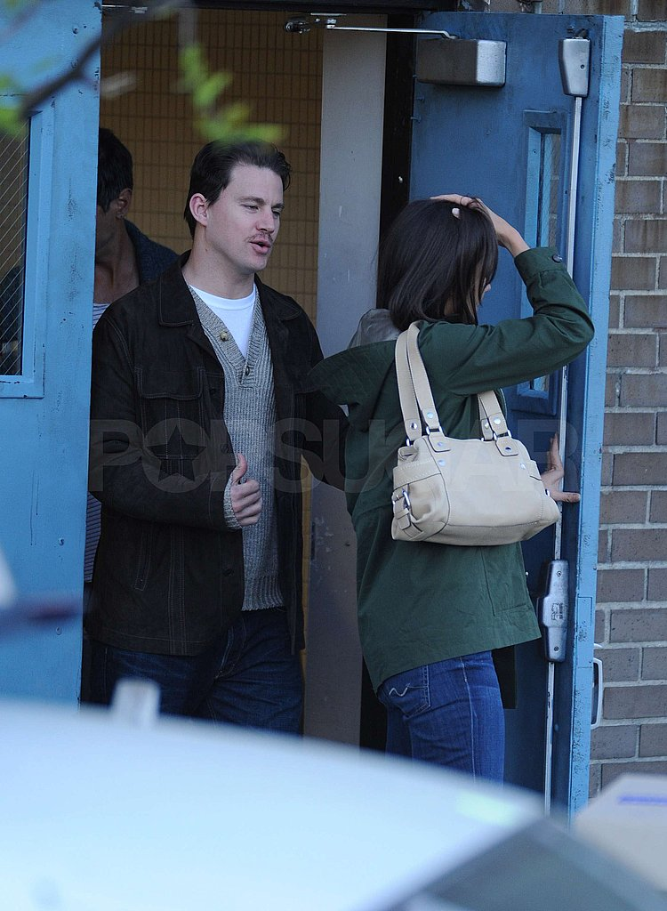 Pictures of Channing and Katie