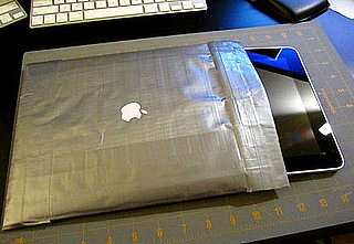 DIY iPad Case From Duct Tape