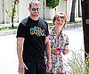 Slide Picture of Kellan Lutz Eating Lunch With His Mom in LA