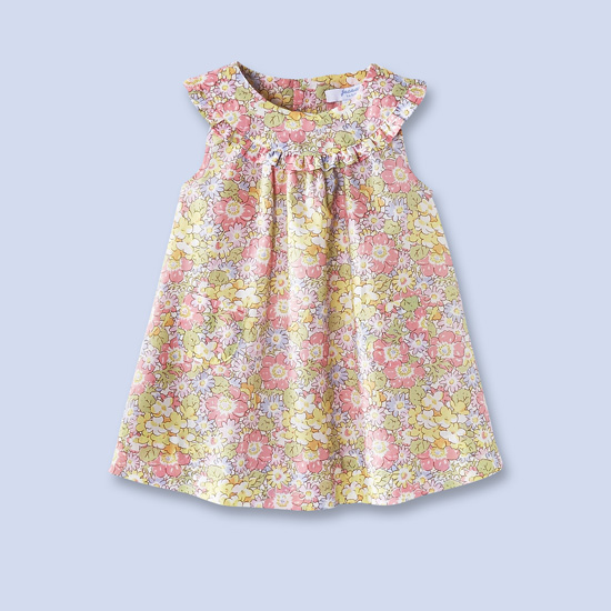 Jacadi Liberty Print Infant Dress ($88)