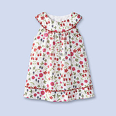 Jacadi Liberty Print Toddler Dress ($98)