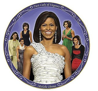 Michelle Obama Is Now a Collectors Fashion Plate