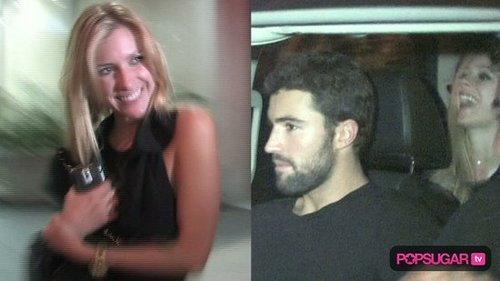 Kristin Cavallari Comments About Brody Jenner and Avril Lavigne Kissing