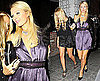 Pictures of Paris Hilton Partying in LA After Splitting From Doug Reinhardt
