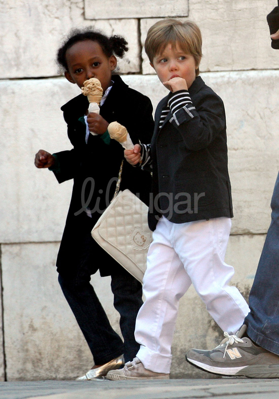 Play Like a Jolie-Pitt in Venice: Gelato, Playground, Action!