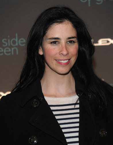 Sarah Silverman Shares Healthy Tips in Self Magazine