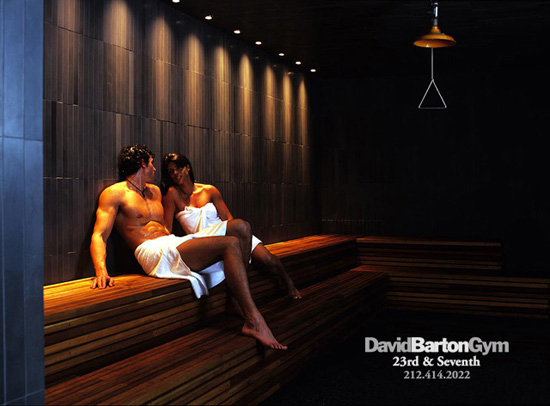 A co-ed sauna makes the Chelsea, NYC location pretty progressive, but is it too much?