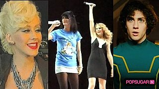Christina Aguilera on GMTV, Taylor Swift and Katy Perry Duet, Ricky Martin Nude Video