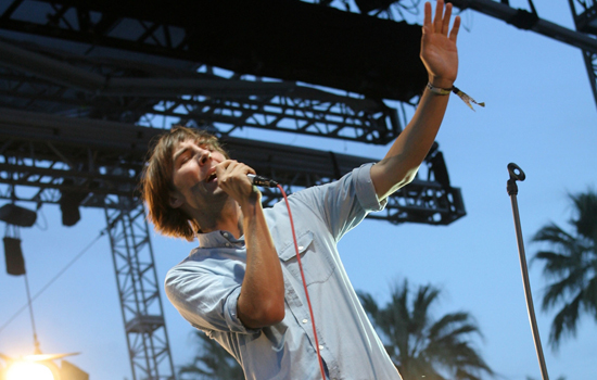 Coachella 2010 Performances from Sunday&#039;s Shows, Including Phoenix and Gorillaz