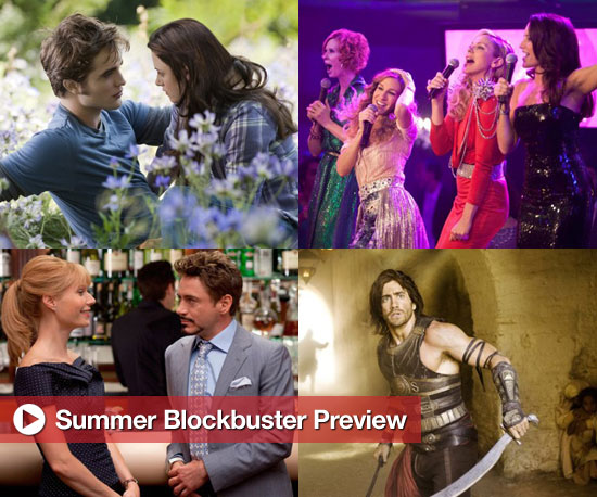 List of 2010 Summer Blockbusters