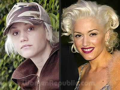 Gwen Stefani Without Makeup!!!!