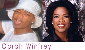 Oprah Winfrey Without Makeup!!