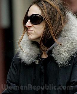 Sarah Jessica Parker Without Makeup!!!