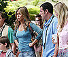 Slide Picture of Jennifer Aniston and Adam Sandler Filming in Maui
