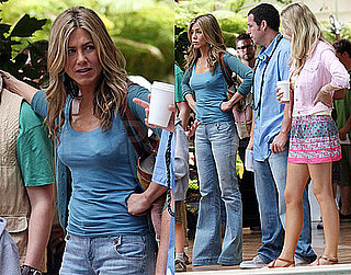 Pictures of Jennifer Aniston and Brooklyn Decker In Hawaii
