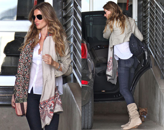 Pictures of Gisele