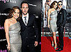 Pictures of Jennifer Lopez, Marc Anthony and Alex O'Loughlin at the Premiere of The Back-Up Plan 2010-04-22 08:45:00