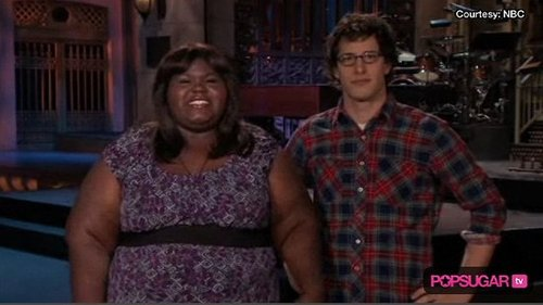 Gabourey Sidibe on Saturday Night Live