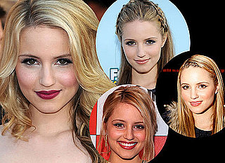 Photos of Dianna Agron's Hair and Makeup