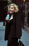 Madonna Shoots for Dolce & Gabbana Fall 2010 Campaign in Harlem