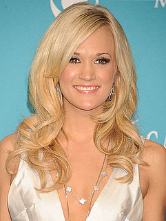 Carrie Underwood Never Eats Out