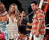 Slide Picture of Jennifer Aniston and Adam Sandler in Maui