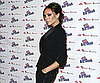 Slide Picture of Victoria Beckham at BritWeek Charity Event