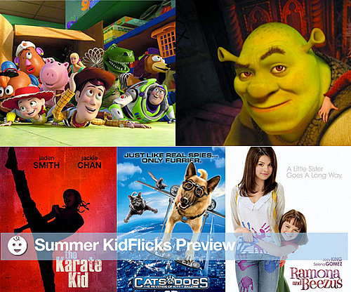 Summer Blockbuster Movies for Kids