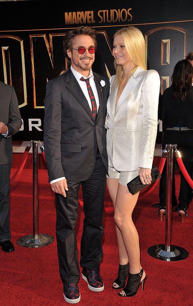 Pictures of Iron Man 2 Premiere