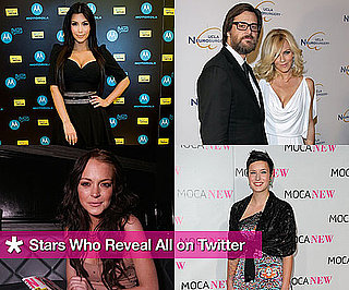 Stars Who Reveal Personal Info on Twitter