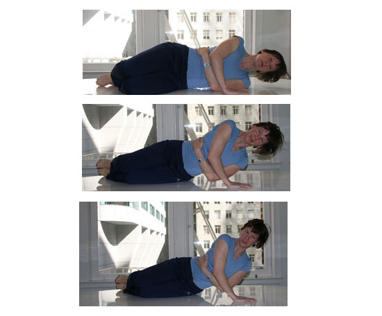Side Push-Up