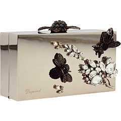 DSQUARED2 Bug Clutch (Silver)