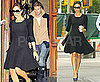 Pictures of David and Victoria Beckham Shopping in NYC
