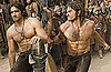 Pictures of Jake Gyllenhaal Shirtless in Prince of Persia