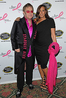 Pictures From the Breast Cancer Research Foundation's 2010 Hot Pink Party