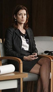 Addison Montgomery Style in Silk Floral Top on Private Practice