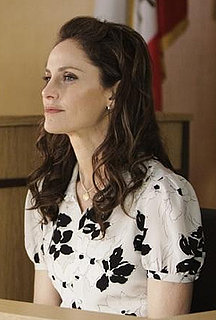 Violet Turner Style in Floral Dress on Private Practice