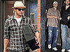 Photos of Justin Timberlake Partying And Shopping in NYC