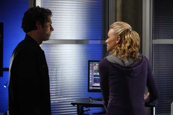 Best Romantic Rekindling: Chuck and Sarah on Chuck
