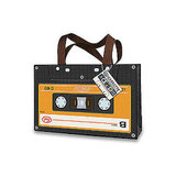 Cassette Tape Tote Bag ($12)