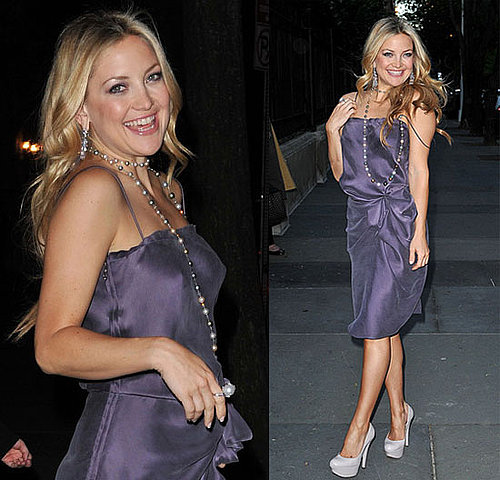 Kate Hudson at Chopard's 150th Anniversary in NYC