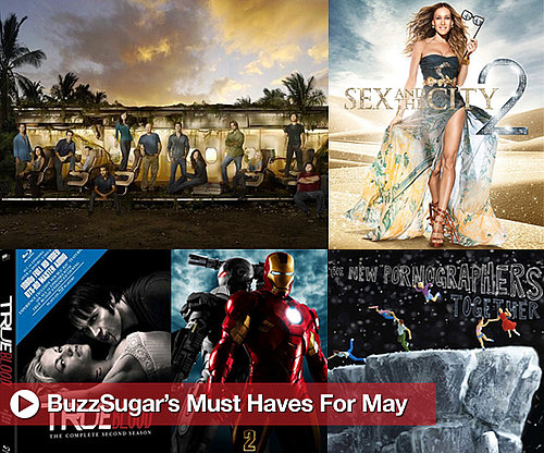 May 2010 Movie, Music, DVD Releases and Television Events